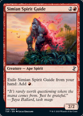 Simian Spirit Guide image