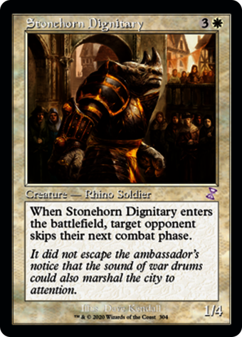 Stonehorn Dignitary image
