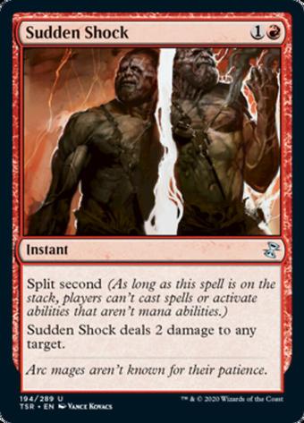 Sudden Shock image