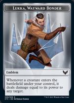 Lukka, Wayward Bonder Emblem image
