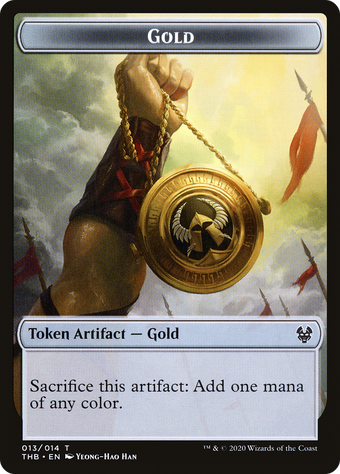 Gold Token image