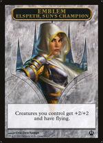 Elspeth, Sun's Champion Emblem image