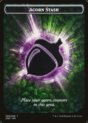 Acorn Stash Card image