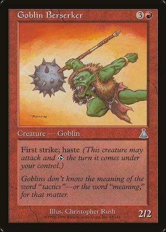 Goblin Berserker image