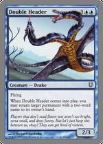 Double Header image