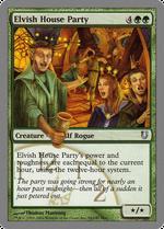 Elvish House Party image