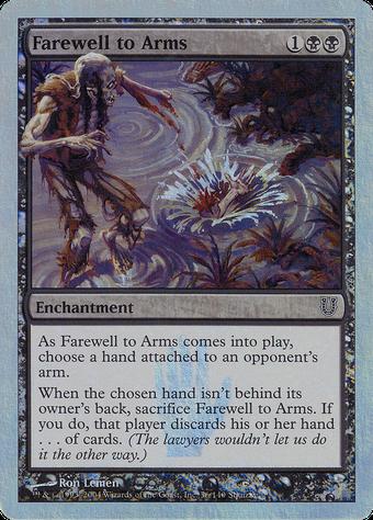 Farewell to Arms image