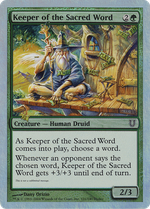 Keeper of the Sacred Word image