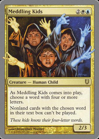 Meddling Kids image
