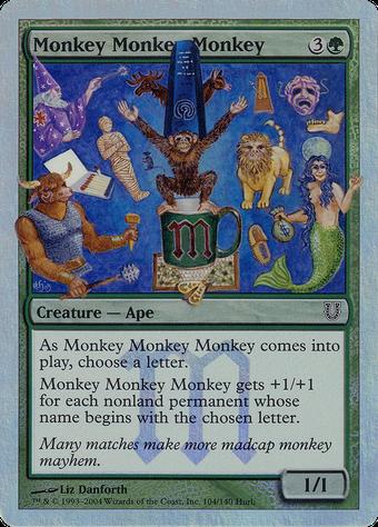 Monkey Monkey Monkey image