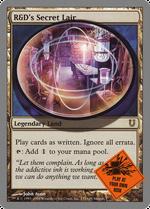 R&D's Secret Lair image