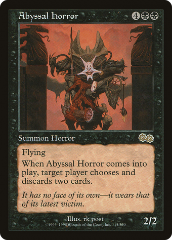 Abyssal Horror image