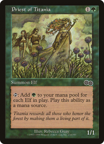 Priest of Titania image