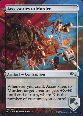 Accessories to Murder image