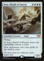 Iona, Shield of Emeria image