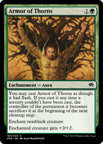 Armor of Thorns image