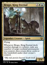 Brago, King Eternal image