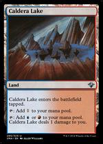 Caldera Lake image