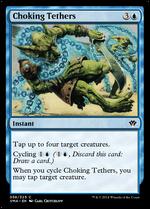 Choking Tethers image