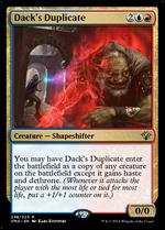 Dack's Duplicate image
