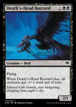 Death's-Head Buzzard image