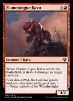 Flametongue Kavu image