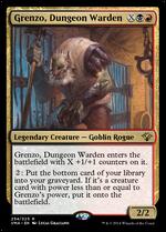 Grenzo, Dungeon Warden image