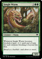 Jungle Wurm image