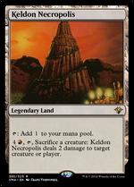 Keldon Necropolis image