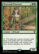 Norwood Priestess image