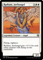 Radiant, Archangel image