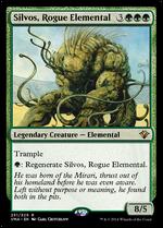 Silvos, Rogue Elemental image