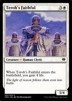 Teroh's Faithful image