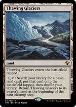 Thawing Glaciers image