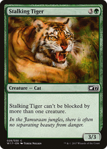 Stalking Tiger image