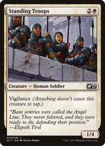 Standing Troops image
