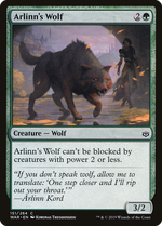 Arlinn's Wolf image