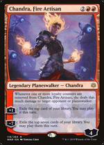 Chandra, Fire Artisan image