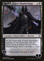 Davriel, Rogue Shadowmage image