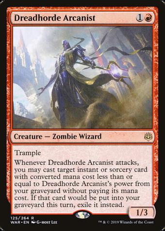 Dreadhorde Arcanist image