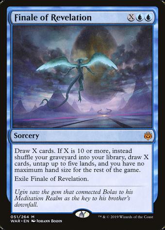 Finale of Revelation image