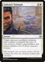 Gideon's Triumph image