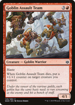 Goblin Assault Team image