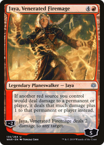 Jaya, Venerated Firemage image