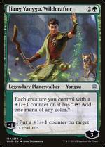 Jiang Yanggu, Wildcrafter image