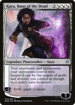 Kaya, Bane of the Dead image