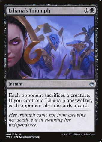 Liliana's Triumph image