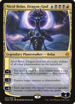 Nicol Bolas, Dragon-God image