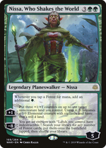 Nissa, Who Shakes the World image