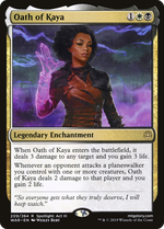 Oath of Kaya image